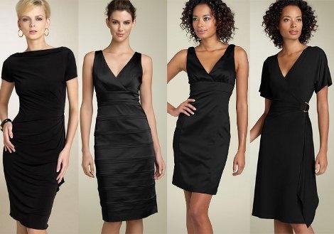 Маленькое черное платье своими руками фото и