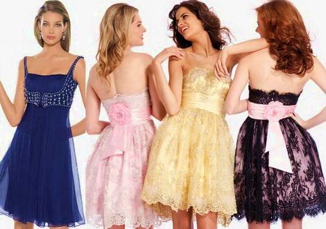 платья на выпускной весна 2014