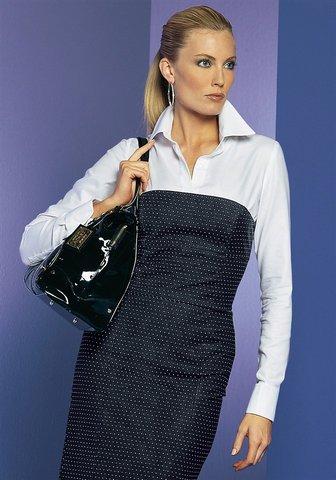 Описание: Офисные платья 2012, фото - Все о моде.