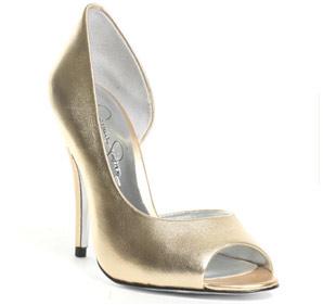 Туфли на выпускной на высоком каблуке