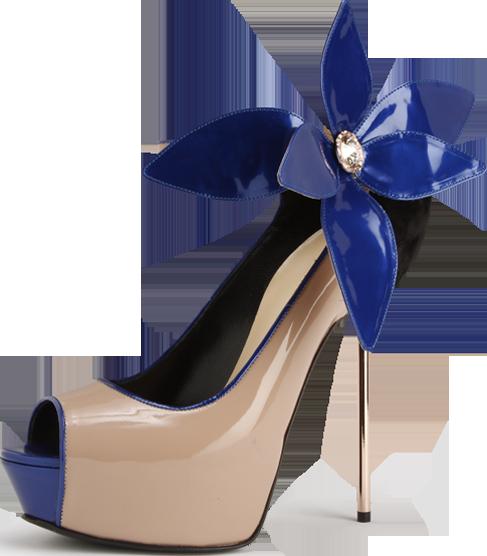 Самые красивые туфли на выпускной 2013