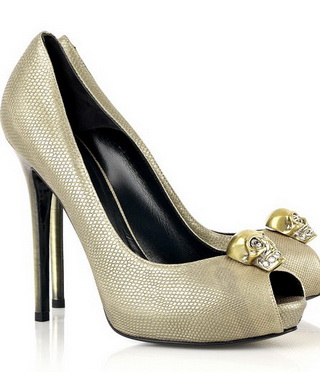Элегантные туфли на выпускной 2013
