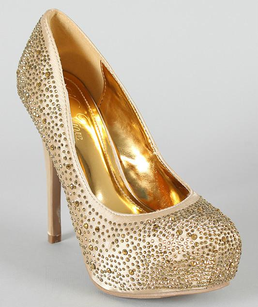 Туфли на каблуках выпускной 2013